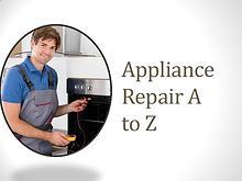 Appliance A to Z