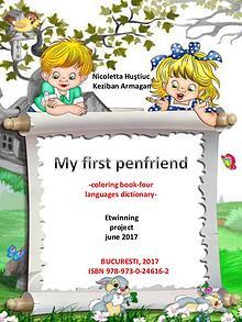 My first penfriend little book