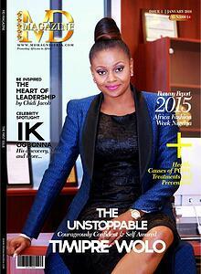 MD MAGAZINE ISSUE 1