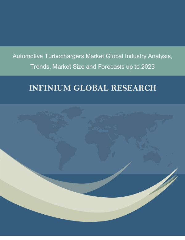 Infinium Global Research Automotive Turbochargers Market