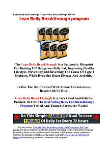 Fat Loss  -- Lean Belly Fat Loss Review