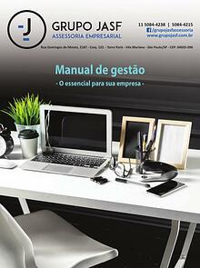 Manual de gestão - O essencial para sua empresa