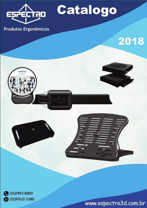 Catalogo Espectro 2018 catalogo