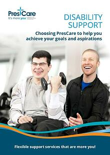 Disability Support by PresCare