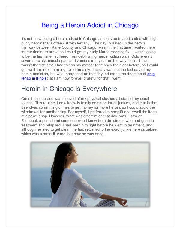 Addiction Treatment on Long Island Illinois Addiction Resources