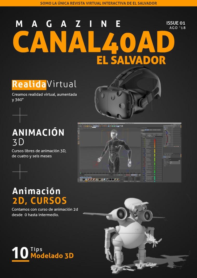 Cuentos1 REVISTA TECNOLOGICA TECHNOSAL EL SALVADOR