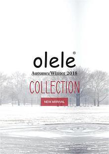 Olele Catalog AW2018
