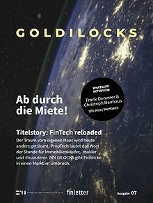 Goldilocks Tablet