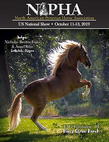 2019 NAPHA US National Show Program
