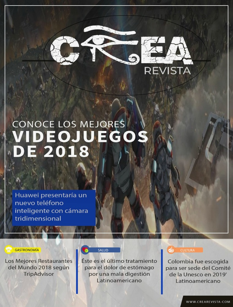 REVISTA CREA V8 REVISTA CREA V8