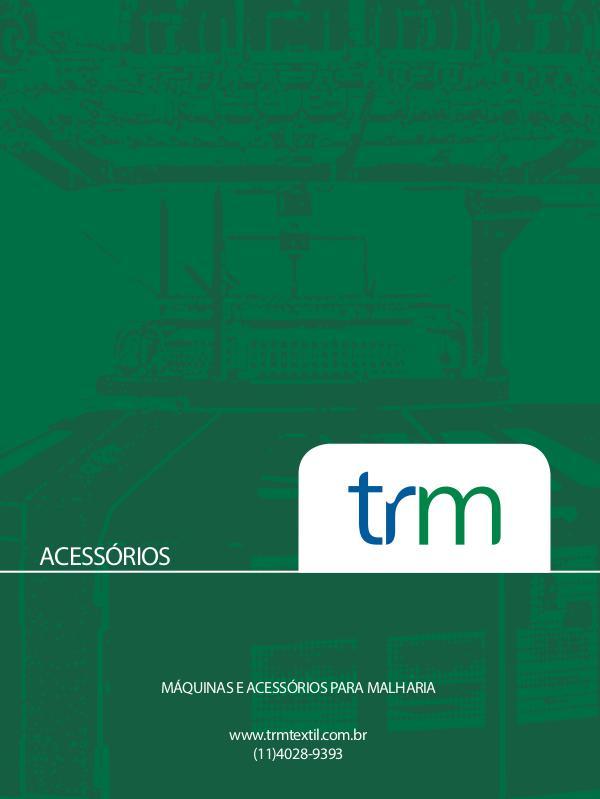 Catálogo Acessórios - TRM TEXTIL TRM-catalogo-acessorios