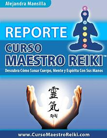 Curso Maestro Reiki PDF, Gratis Descargar Alejandra Mansilla