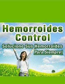 Hemorroides Control PDF Gratis, Libro Descargar Miguel Carretto