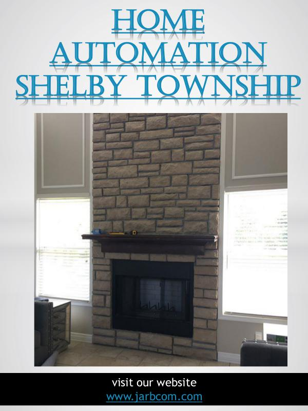 Home Automation Near Me Home Automation Shelby Township