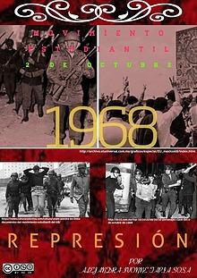 Movimiento Estudiantil del 68