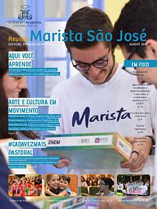 Revista especial Marista São José - Tijuca - 2018 - 1º semestre