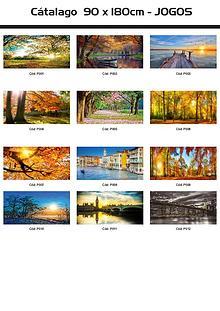 Imagens com Recorte 90x180cm
