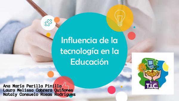 Influencia de la tecnología en la educación e historia revista