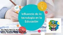 Influencia de la tecnología en la educación e historia
