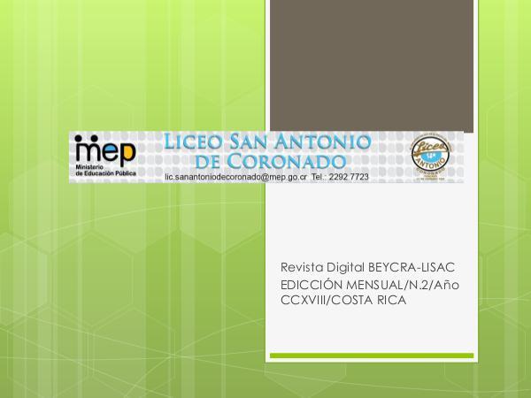 BEYCRA/LISAC Presentación2