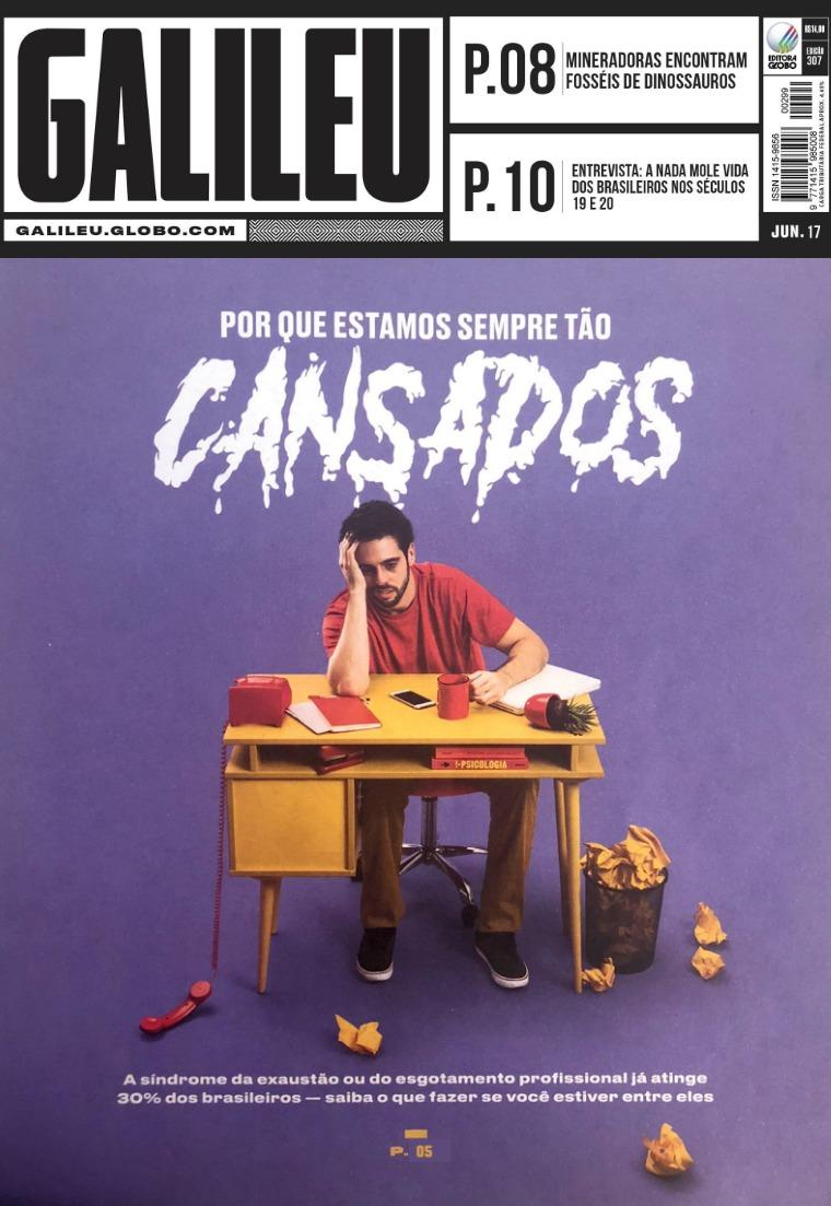 WDJ - Revista Galileu - Daumildo Edição 307