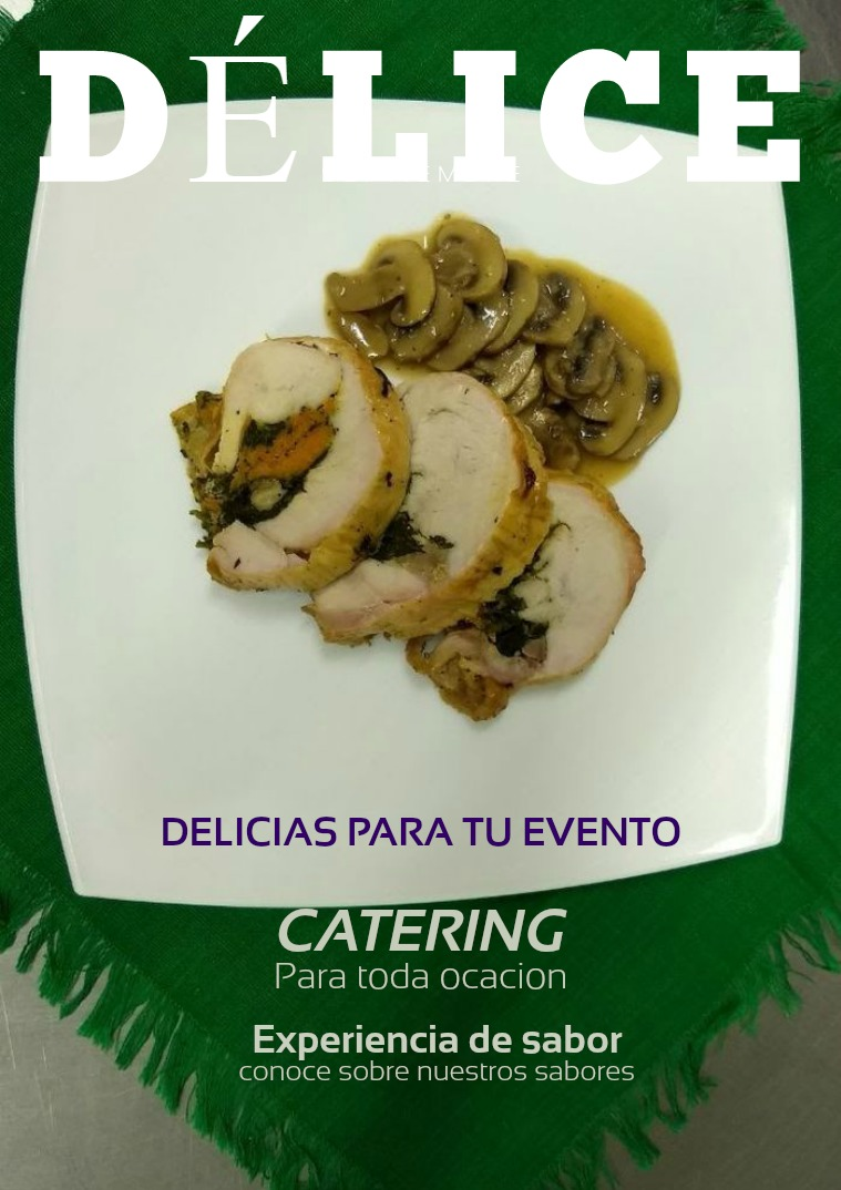 catering delices DELETES