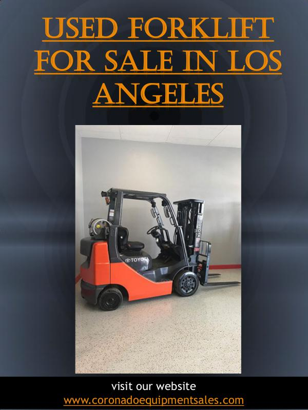 Used Forklifts For Sale Used Forklift For Sale In Los Angeles