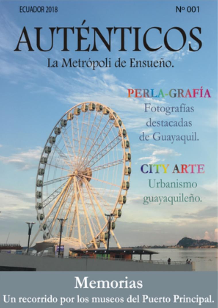 Mi primera revista AUTÉNTICOS Edición 1