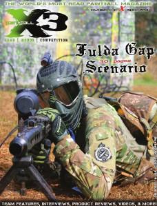 PaintballX3 Magazine November 2013 Issue