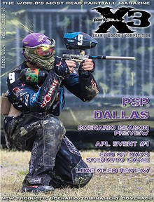 PaintballX3 Magazine