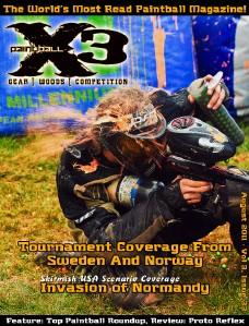 PaintballX3 Magazine August_2011_Issue