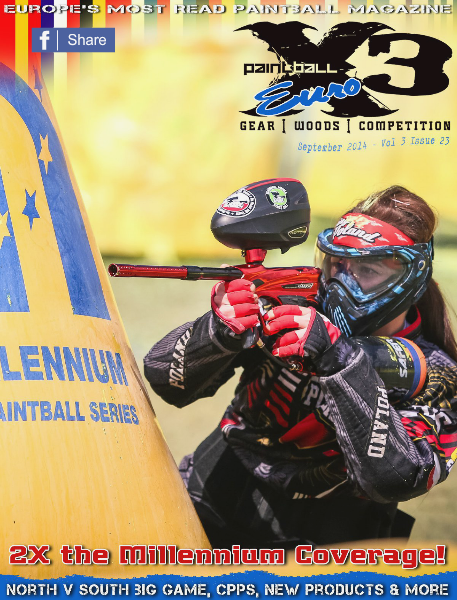 PaintballX3 Euro Edition, September 2014