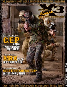 PaintballX3 Magazine May_2012_X3_Euro