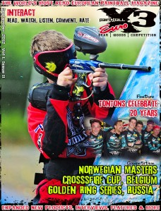 PaintballX3 Magazine PaintballX3 Euro, September 2012