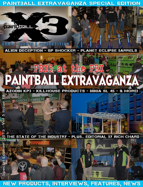 2015 Paintball Extravaganza Edition
