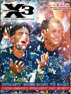 PaintballX3 Magazine May, 2013
