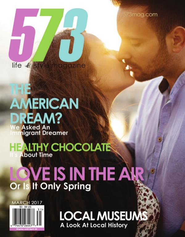 573 Magazine MARCH 2017