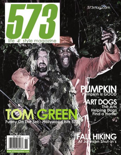 573 Magazine Nov 2015