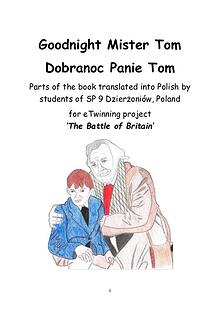 Goodnight Mister Tom Polish translation
