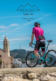 Breakaway Cycling Tours - Catalog