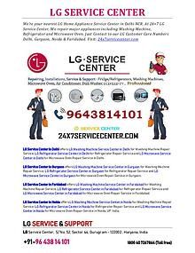 LG Appliance Repairs