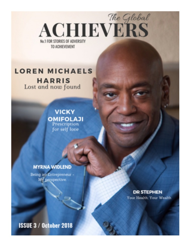 The Global Achievers / Issue 3