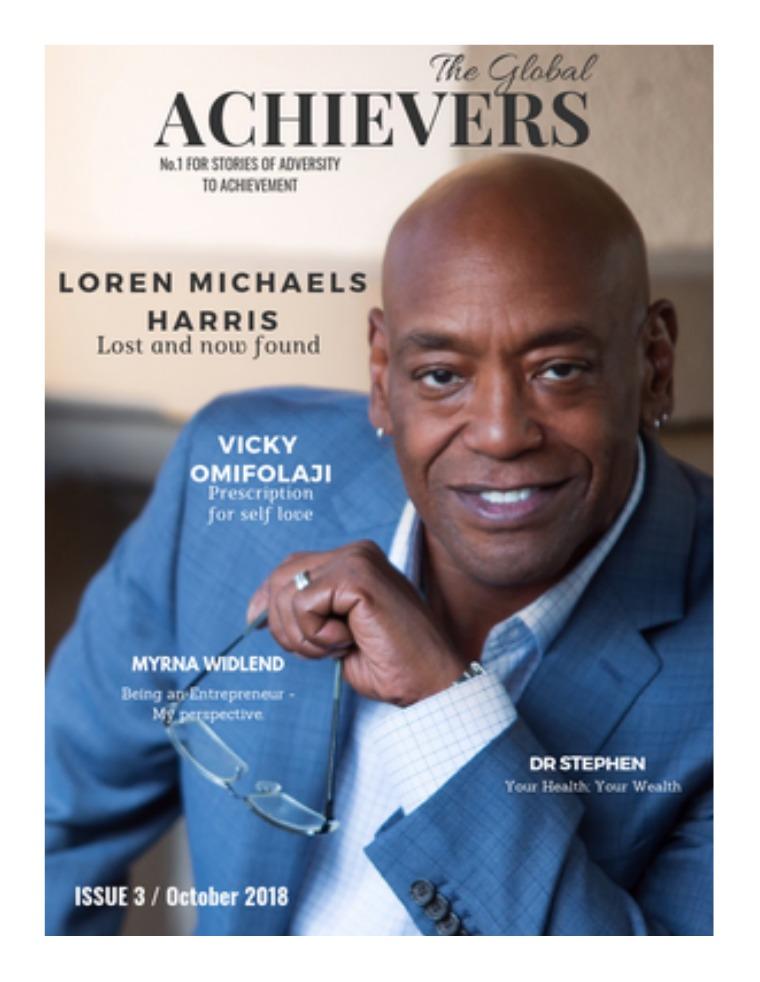 The Global Achievers The Global Achievers / Issue 3