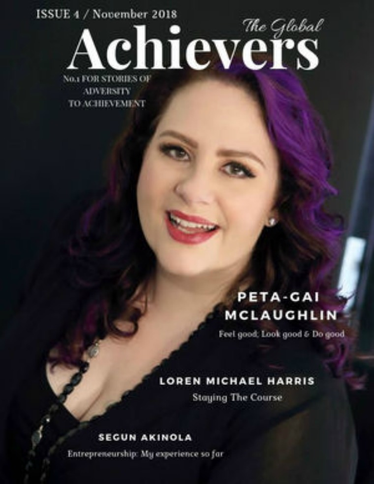 The Global Achievers / Issue 4