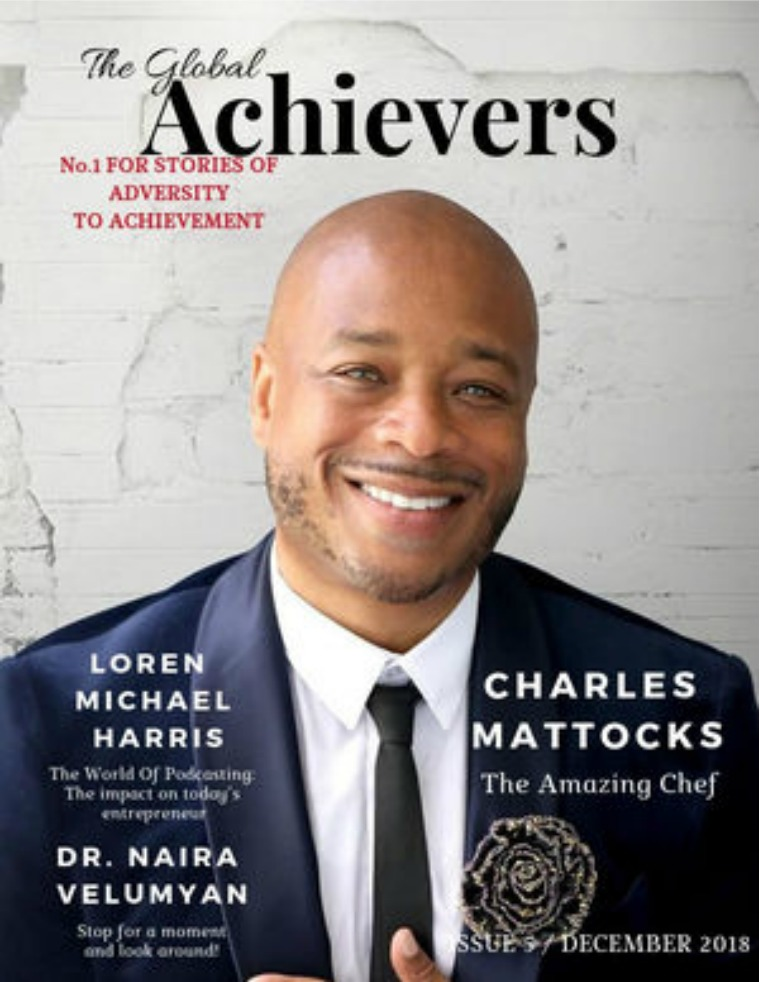 The Global Achievers / Issue 5