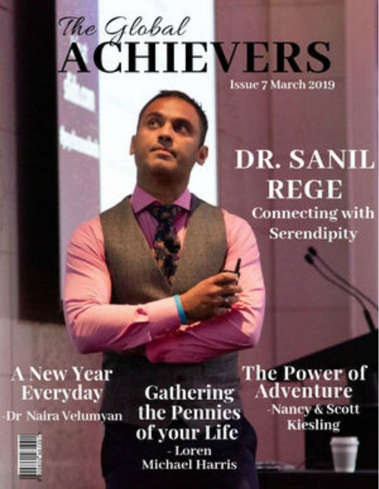 The Global Achievers / Issue 7