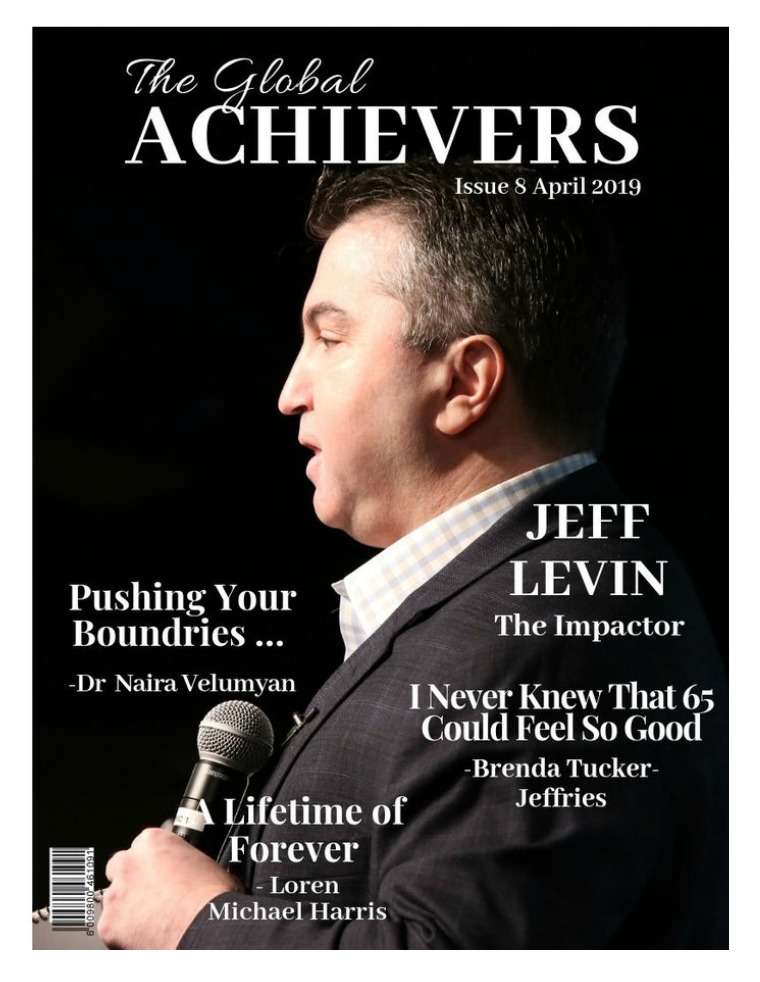 The Global Achievers / Issue 8