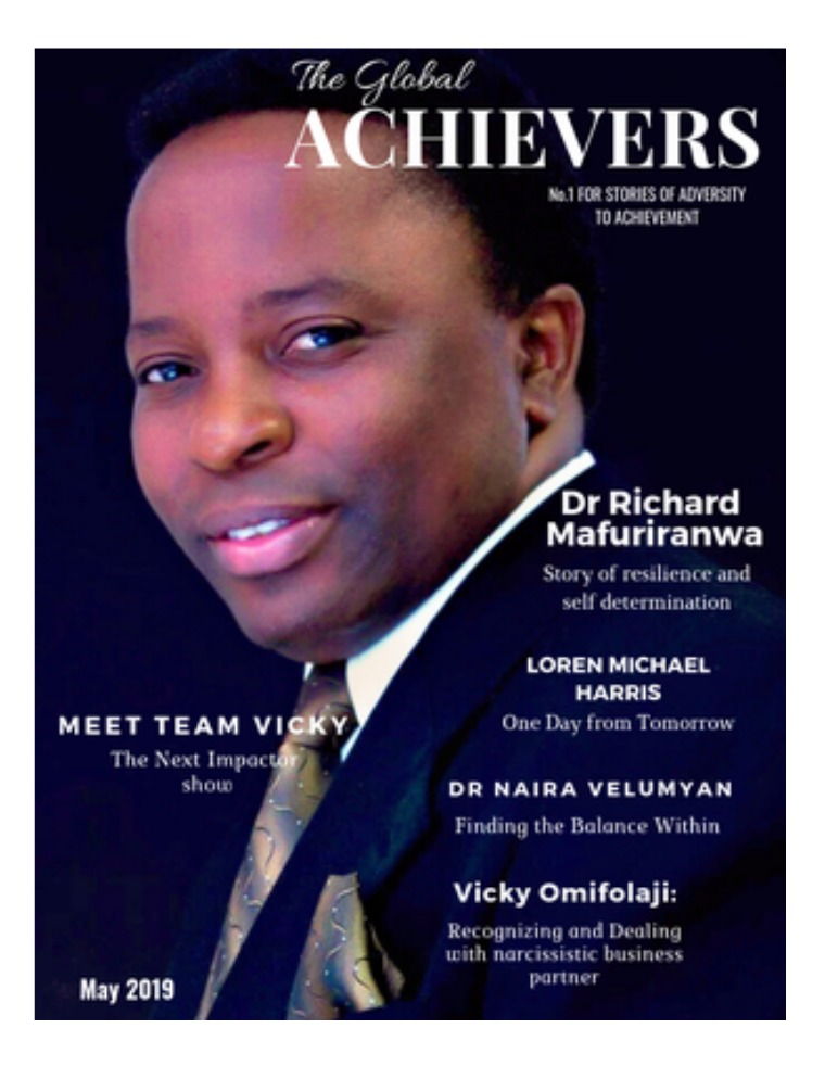 The Global Achievers / May Issue