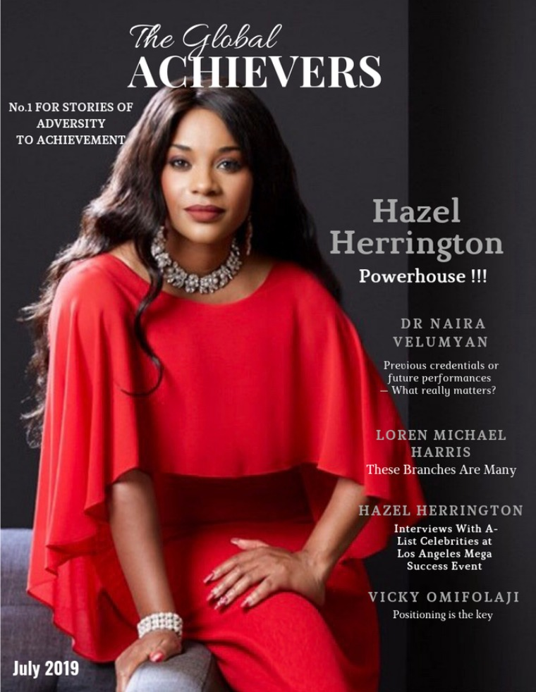 The Global Achievers / July Issue