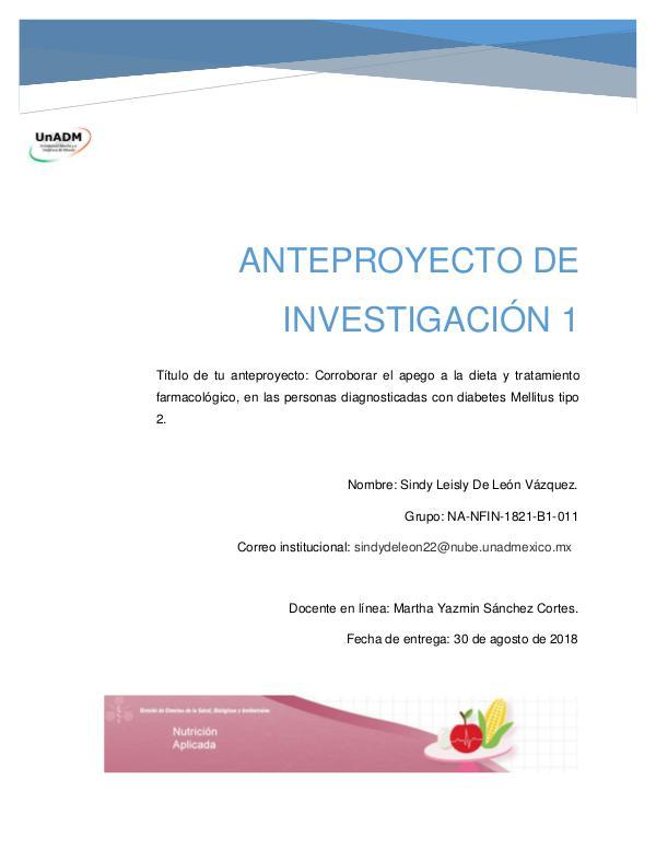 Mejorando calidad de vida en diabeticos. FIN_U5_EA_SIDV_anteproyectodeinvestigacion1 (1)